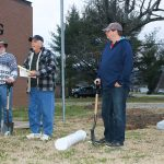 City of Graysville sets Centennial Stone to commemorate 100 years